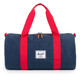 Herschel Sutton Mid-Volume Duffle Navy/Red